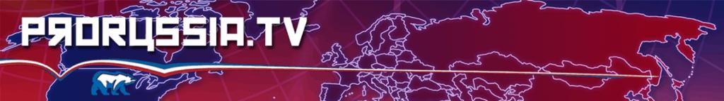 Prorussia.tv, Webtélévision De La Réinformation